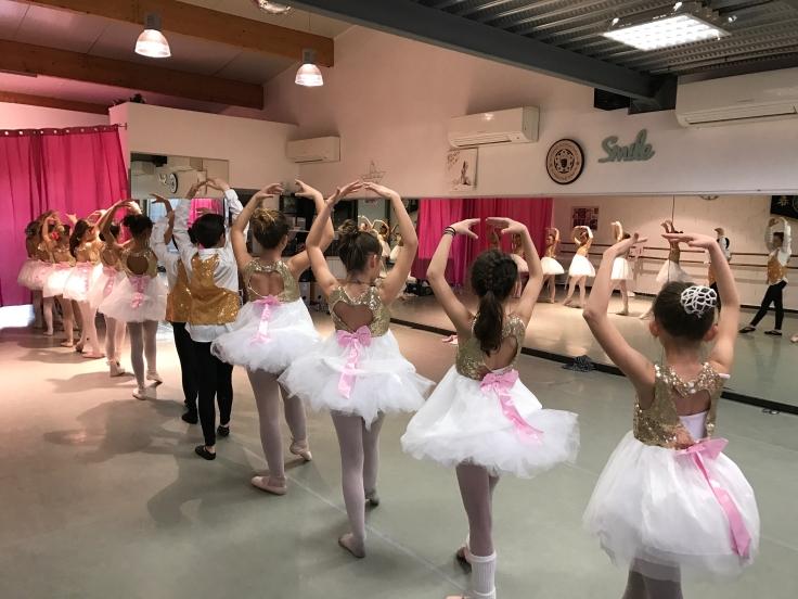 Cours danse collectif La Garde